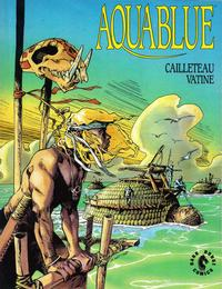 Cover Thumbnail for Aquablue (Dark Horse, 1989 series)