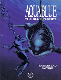 Cover Thumbnail for Aquablue: The Blue Planet (Dark Horse, 1990 series)