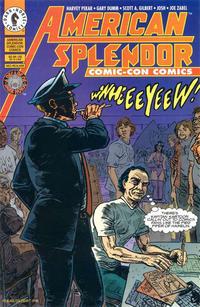 Cover Thumbnail for American Splendor: Comic-Con Comics (Dark Horse, 1996 series)
