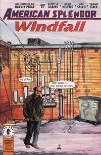 Cover Thumbnail for American Splendor: Windfall (Dark Horse, 1995 series) #2
