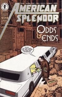 Cover Thumbnail for American Splendor: Odds and Ends (Dark Horse, 1997 series)