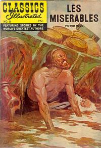 Cover Thumbnail for Classics Illustrated (Gilberton, 1947 series) #9 [HRN166] - Les Miserables