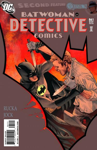 Cover for Detective Comics (DC, 1937 series) #861