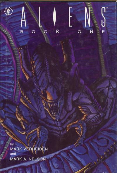 Cover for Aliens (Dark Horse, 1990 series) #1