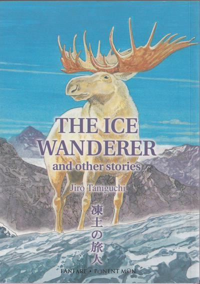 Cover for The Ice Wanderer and Other Stories (Fanfare, 2007 series) #[nn]