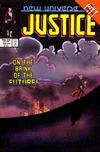 Cover for Justice (Marvel, 1986 series) #18