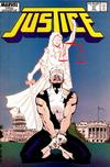 Cover for Justice (Marvel, 1986 series) #21