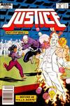 Cover for Justice (Marvel, 1986 series) #26