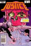 Cover for Justice (Marvel, 1986 series) #29