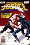 Cover for Justice (Marvel, 1986 series) #31