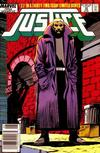 Cover for Justice (Marvel, 1986 series) #32