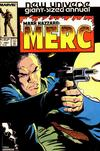 Cover Thumbnail for Mark Hazzard: Merc Annual (1987 series) #1 [Direct]