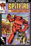 Cover Thumbnail for Spitfire and the Troubleshooters (1986 series) #3 [Direct]