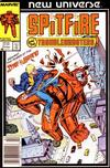 Cover for Spitfire and the Troubleshooters (Marvel, 1986 series) #5 [Newsstand]