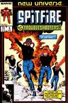 Cover for Spitfire and the Troubleshooters (Marvel, 1986 series) #6 [Direct]