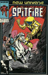 Cover for Spitfire and the Troubleshooters (Marvel, 1986 series) #9 [Direct]