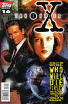 Cover for The X-Files (Topps, 1995 series) #16