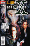 Cover for The X-Files (Topps, 1995 series) #18