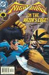 Cover for Nightwing (DC, 1996 series) #58 [Direct Sales]