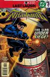 Cover for Nightwing (DC, 1996 series) #62