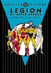 Cover for The Legion of Super-Heroes Archives (DC, 1991 series) #11