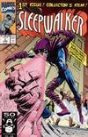 Cover for Sleepwalker (Marvel, 1991 series) #1