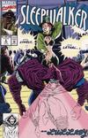 Cover for Sleepwalker (Marvel, 1991 series) #9 [Direct]