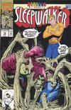 Cover for Sleepwalker (Marvel, 1991 series) #16