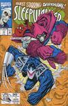 Cover for Sleepwalker (Marvel, 1991 series) #17