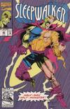 Cover for Sleepwalker (Marvel, 1991 series) #20