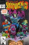 Cover for Sleepwalker (Marvel, 1991 series) #25