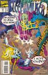 Cover for Sleepwalker (Marvel, 1991 series) #32