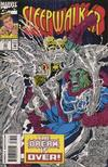 Cover for Sleepwalker (Marvel, 1991 series) #33