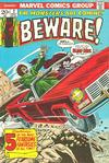 Cover for Beware (Marvel, 1973 series) #2