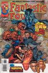 Cover for Fantastic Four (Marvel, 1998 series) #38 [Direct Edition]