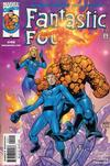 Cover for Fantastic Four (Marvel, 1998 series) #40 [Direct Edition]