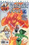 Cover for Fantastic Four (Marvel, 1998 series) #43 (472) [Direct Edition]