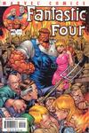 Cover for Fantastic Four (Marvel, 1998 series) #45 (474) [Direct Edition]