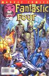 Cover for Fantastic Four (Marvel, 1998 series) #46 (475) [Direct Edition]