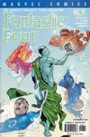 Cover for Fantastic Four (Marvel, 1998 series) #48 (477) [Direct Edition]