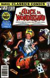 Cover for Marvel Classics Comics (Marvel, 1976 series) #35 - Alice in Wonderland