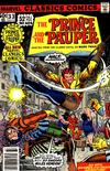 Cover for Marvel Classics Comics (Marvel, 1976 series) #33 - The Prince and the Pauper