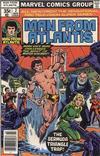 Cover for Man from Atlantis (Marvel, 1978 series) #2