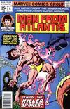 Cover for Man from Atlantis (Marvel, 1978 series) #4