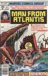 Cover for Man from Atlantis (Marvel, 1978 series) #6