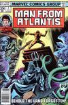 Cover for Man from Atlantis (Marvel, 1978 series) #7