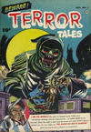Cover for Beware! Terror Tales (Fawcett, 1952 series) #3