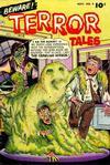 Cover for Beware! Terror Tales (Fawcett, 1952 series) #4