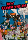 Cover for Boy Commandos (DC, 1942 series) #5