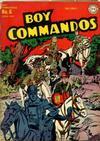 Cover for Boy Commandos (DC, 1942 series) #6